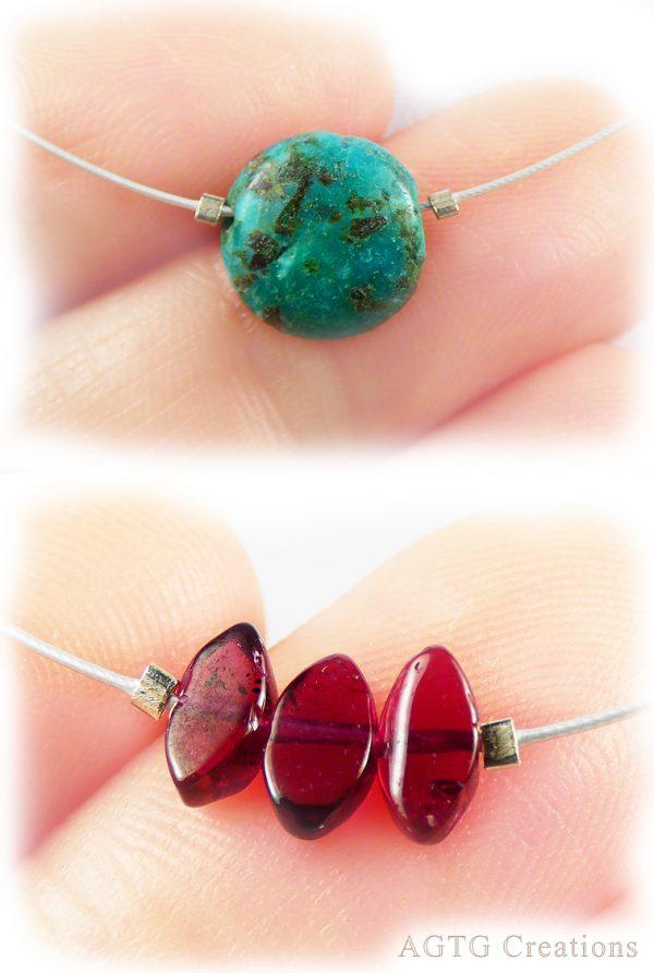 bead closeups